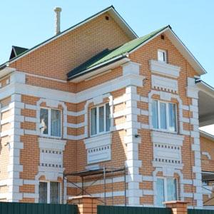 фасадный декор из сфб