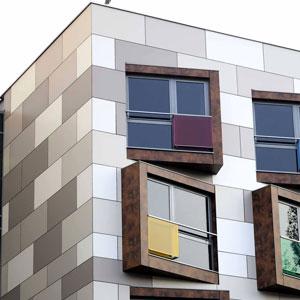 фасадные панели из сфб